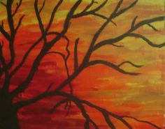 silhouette_tree_oil_painting_by_pokey274.jpg (1600×1257)