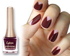 #NailArt #Estrosa #French #Manicure