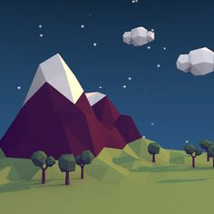 Secrets to Creating Low Poly Illustrations in Blender — Tuts
