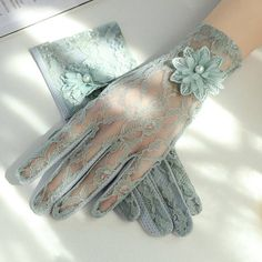 Women's Gloves, Gloves Fashion, Little Princess, Sunscreen, Lace Shorts, Thrifting, Cycling, Cool Outfits, Necklaces