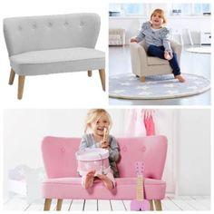 Kids Sofa - Grey
