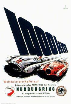 70 ideas for vintage cars illustration graphic design grand prix Grand Prix, Car Posters, Travel Posters, Vintage Racing, Vintage Cars, Porsche, Audi, Course Automobile, Car Illustration