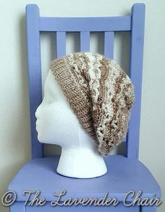 Vintage Slouchy Beanie - free crochet pattern from The Lavender Chair.  Matching gloves: http://www.thelavenderchair.com/vintage-fingerless-gloves-crochet-pattern/ Matching Cowl: http://www.thelavenderchair.com/vintage-cowl-crochet-pattern/