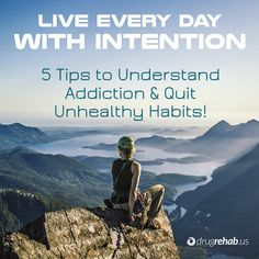 Beating addiction isn't easy, but that doesn't mean you can't do it. Check out these 5 tips to understand addiction and quit unhealthy habits when recovering!