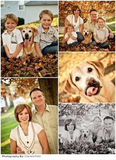 Fall Family Picture Ideas Perfect Pets