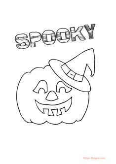 Pumpkin Head Jack O Lantern Halloween Coloring Page Christmas Unicorn, Unicorn Halloween, Halloween Books, Coloring Apps, Coloring For Kids, Adult Coloring, Halloween Coloring Pages, Pumpkin Head, Instagram Logo