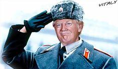 А всё-таки Трамп «наш агент»! » Военное обозрение