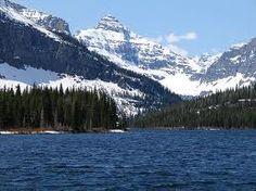 Want to go back. Glacier National Park.