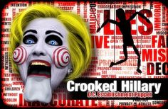 SlantRight 2.0: Lying, Deceiving and Crooked Hillary