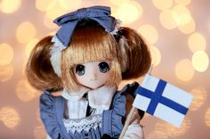 Finland 100 years independence day! | by Siniirr Independence Day, Finland, Maid, Cinderella, Disney Characters, Fictional Characters, The 100, Kitty, Disney Princess