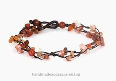 MGD, Orange Carnelian Color Bead Anklet. Beautiful 26 Centimeters Handmade Stone Anklet Made from wax cord. Fashion Jewelry for Women, Teens and Girls., JB-0128A  Check It Out Now     $11.99    Handmade Product, slightly variations in Colours, Sizes and/or Pattern are expected. Please search for more colours a ..  http://www.handmadeaccessories.top/2017/03/19/mgd-orange-carnelian-color-bead-anklet-beautiful-26-centimeters-handmade-stone-anklet-made-from-wax-cord-fashion-jewelry-..
