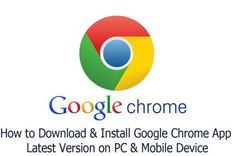 Google Chrome- Download & Install Google Chrome App Latest Version - Bingdroid Aol Email, Chrome Apps, Google Chrome, Search Engine, Platform, Facebook, Amp, Microsoft, Comics