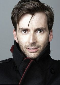 David Tennant   Pic: Ellis Parrinder