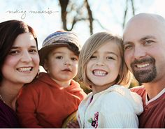 Family Portraits 8x11 Photo Book