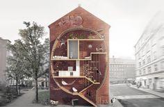 Concours Occuper la ville : une nouvelle vision du loft