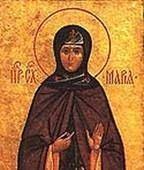 St. Maria, Schema Nun and Mother of St. Sergius of Radonezh | Antiochian Orthodox Christian Archdiocese