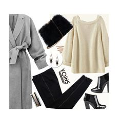 """""""Yoins 21/3.2"""" by merima-kopic ❤ liked on Polyvore featuring COSTUME NATIONAL, Giuseppe Zanotti, Bobbi Brown Cosmetics, yoins and yoinscollection"""