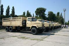 КрАЗ инспектировали египетские военные