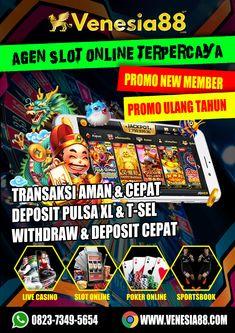 Judi Slot Online Terpercaya Deposit Pulsa