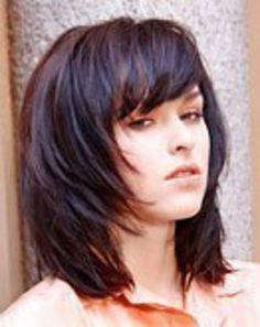 Frisuren Haare halblang. Frisuren Haare halblang Halblange ...