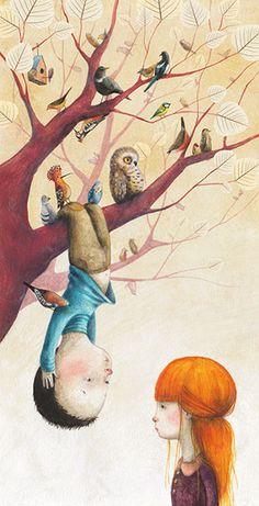 made by: Sonja Wimmer - illustration Ballerina Painting, Marionette, Art For Art Sake, Children's Book Illustration, Whimsical Art, Forest Animals, Paper Art, Art Drawings, Character Design