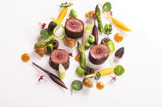 Chef Wil's Spring Lamb Plate, Le Cirque