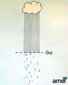 Chuva, chuvinha, garoa... ☔ Aproveite esse clima delicia. #lojaamei #bomdia #chuva #garoa #sextafeira