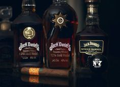 Mr.Jack Daniels and Cigars great combination!