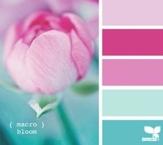 Spring wedding pallets- bedroom color inspirationand don't miss any of these great wedding deals on http://www.craftiny.com/all-deals/