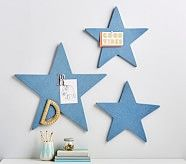 Star Pinboards Set of 3