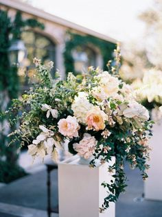 chic-houston-garden-wedding-38 | Ruffled