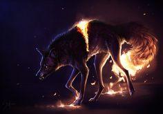 awesomedigitalart: Wrath. by Safiru - helpivefallenandimtoolazytogetup