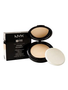 The Best Foundations for Under $20: NYX STAY MATTE BUT NOT FLAT POWDER FOUNDATION