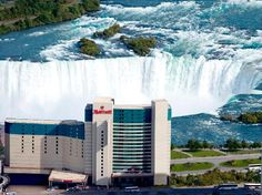 One of MY favorites!!! I adored my stay here;) Marriott Niagara Falls Fallsview Hotel & Spa