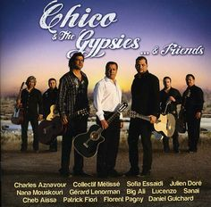 Chico & The Gypsies - Chico & The Gypsies & Friends