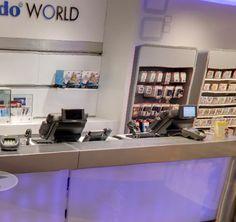 Nintendo World store checkout