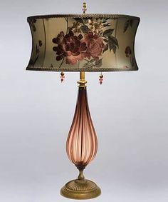 Rose (Ruby) | Kinzig Table Lamp | Kinzig Design Home