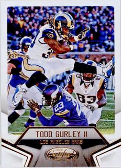 Jerseys NFL Wholesale - 1000+ ideas about Todd Gurley on Pinterest | Georgia Bulldogs ...