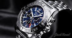 BREITLING Chronomat GMT / Ref.A041C35PA