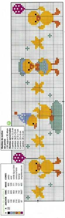 Baby Cross Stitch Patterns, Cross Stitch For Kids, Cross Stitch Baby, Cross Stitch Animals, Pixel Crochet Blanket, Crochet Chart, Broderie Simple, Butterfly Cross Stitch, Baby Embroidery