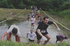 Warrior Dash Training