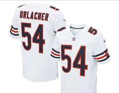 2729e49bdca ... Youth Nike Chicago Bears 63 Roberto Garza Elite White C Patch NFL  Jersey Chicago Bears 54 ...