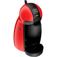 NESCAFE Dolce Gusto Oblo Coffee Machine by Krups Black