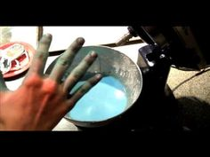 How to make Holi Powder (color powder). Good for this summer!