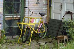 christiania | by antigavin Denmark, Bicycle, Explore, Vehicles, Bicycle Kick, Bicycles, Car, Bike, Bmx