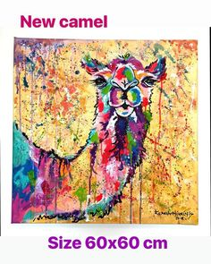 Creating more or this babies 🐫 . Moose Art, Babies, Create, Artist, Artwork, Painting, Animals, Instagram, Camel