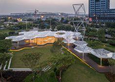 Open Architecture develops reconfigurable construction system