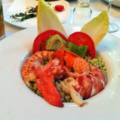 Chilled Main Lobster Salad - Chantilly Restaurant - Zmenu, The Most Comprehensive Menu With Photos