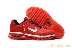 I will buyy these New Coming Nike Air Max 2017 5 Max KPU Red White