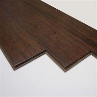 5-in x 1/2-in Prefinished Coffee Eucalyptus Engineered Hardwood Flooring